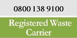 REGISTERED WASTE CARRIERS LICENSE